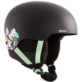 Anon Rime 3 Helmet Kids, zwart